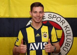 Fenerbahçe'nin yeni yengesi olay oldu