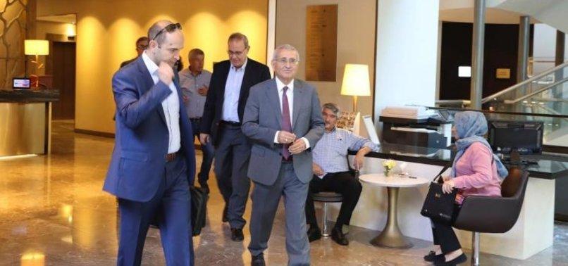 CHP VE İYİ PARTİ IMF YETKİLİLERİYLE GİZLİ TOPLANTI YAPTI