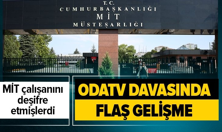 ODATV haber müdürü ve muhabiri tutuklandı