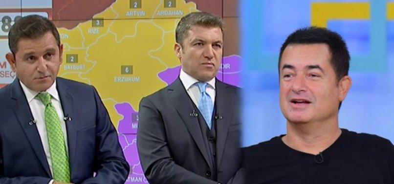 FOX TV HIRSIZLIK YAPTI