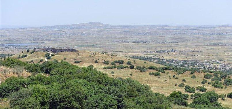 'GOLAN TEPELERİ KARAR TASARISI' KABUL EDİLDİ