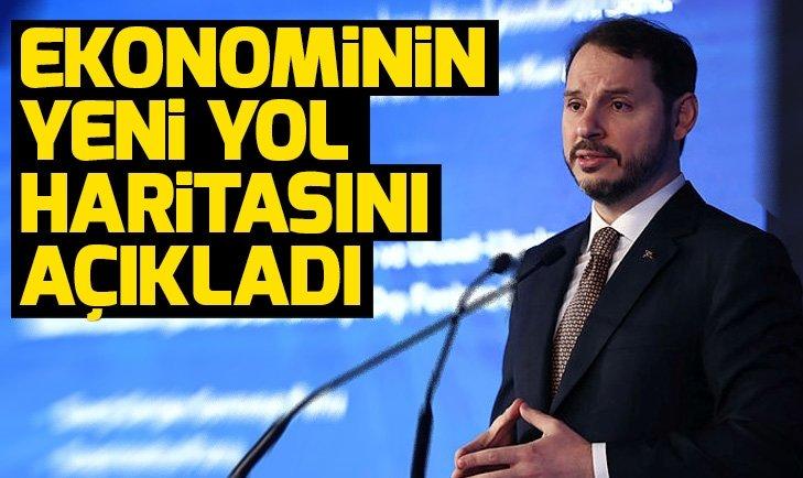 Son dakika: Bakan Albayrak reform paketini açıkladı