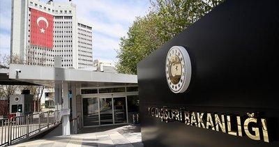 Dışişleri Bakanlığından Almanya'da Türk iş adamının darp edilmesine tepki