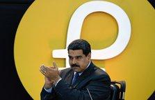 Venezuela'nın Petro'sunda ilk gün hasılatı