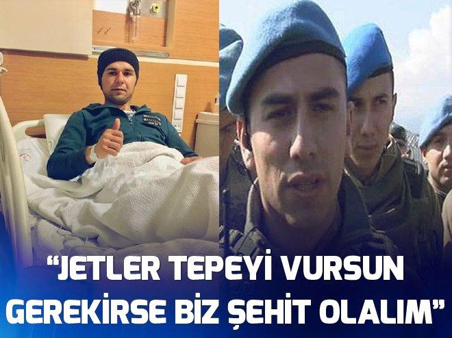 GAZİ GÜNAYDIN KELTEPE'DEKİ TELSİZ KONUŞMASINI ANLATTI