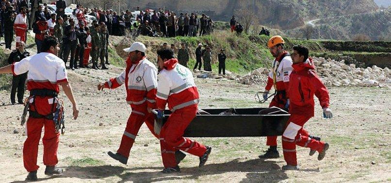 İRAN'DAKİ JET KAZASINDA HAYATINI KAYBEDENLERİN CENAZELERİ TÜRKİYE'DE