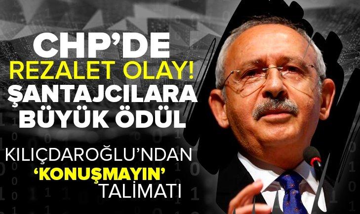 Kılıçdaroğlu ve ekibinden şantajcılara skandal teklif