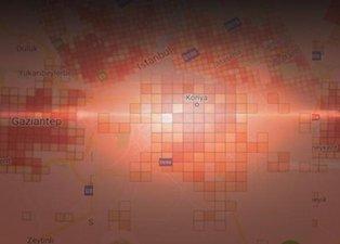 Bakan Koca alarm veren illeri açıkladı! İşte o illerin coronavirüs yoğunluk haritası...