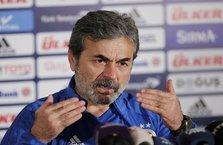 Aykut Kocaman'dan derbi öncesi flaş açıklamalar