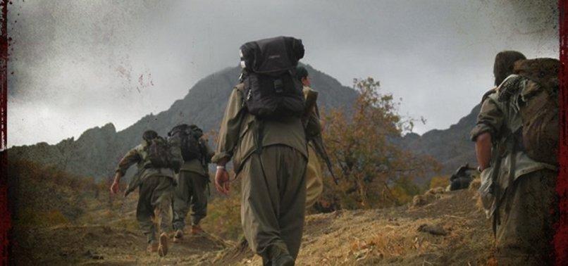 PKK'NIN KAMUFLAJLI ŞEMSİYE YÖNTEMİNE DARBE