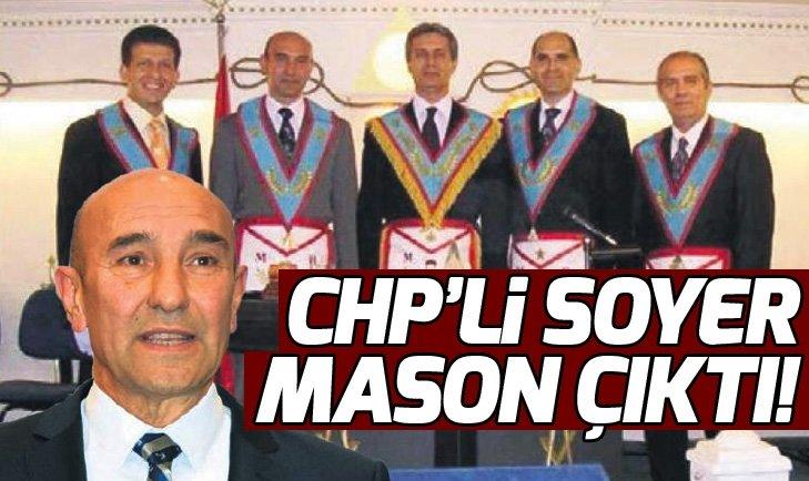 CHP'nin İzmir adayı Soyer, mason çıktı