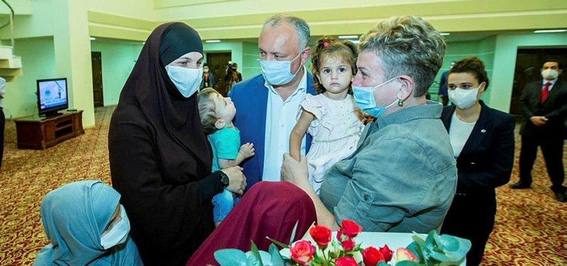 Son dakika: MİT'ten flaş operasyon! Moldova vatandaşı Natalia Barkal ve 4 çocuğu YPG-PKK'dan kurtarıldı