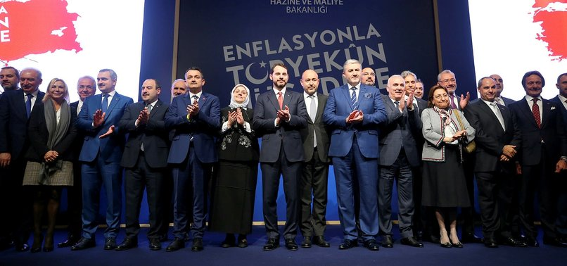 ENFLASYONLA MÜCADELE KAMPANYASINA KATILAN FİRMA SAYISI 500'Ü AŞTI