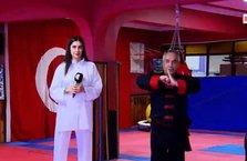 Bir Kung-Fu antrenörünün hayatı