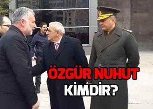HDP'lilerin elini sıkmayan Özgür Nuhut kimdir, kaç yaşında, nereli?