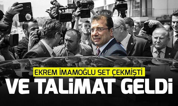 İmamoğlu set çekmişti! İstanbul Büyükşehir Belediyesi'nden Dini Yayınlar Fuarı talimatı