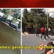 Silivrideki Boğluca deresi alarm veriyor! Vatandaşlar CHPli İBBye tepkili