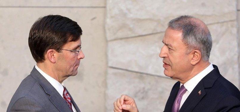 TÜRKİYE'DEN ABD'YE NET MESAJ: TEK BAŞIMIZA YAPMAK ZORUNDA KALIRIZ