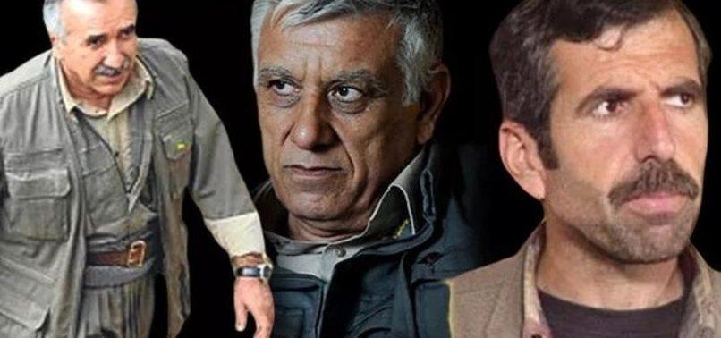 PKK ELEBAŞLARINI KORKU SARDI! ÜÇ ÜLKE ARASINDA...