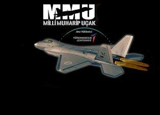 İşte ilk yerli savaş uçağı   Türkiye'nin yeni nesil yerli silahları
