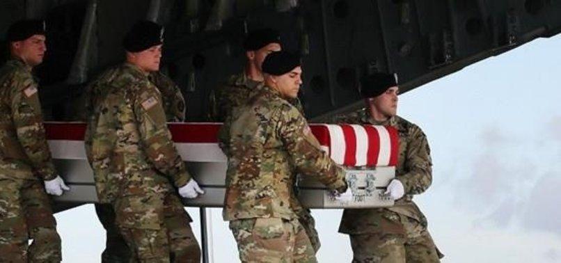 NATO'DAN FLAŞ AÇIKLAMA: 2 ABD ASKERİ ÖLDÜ