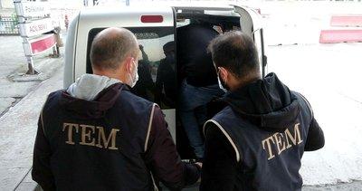 Son dakika: Samsun'da DEAŞ operasyonu: 16 yabancıya gözaltı