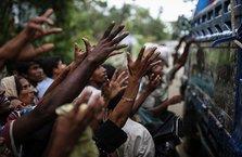 İHH 110 bin Arakanlı'ya acil yardım ulaştırdı
