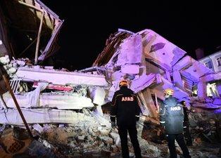 Son dakika: Elazığ depreminin ardından peş peşe Türkiye'ye destek mesajları: Yardıma hazırız
