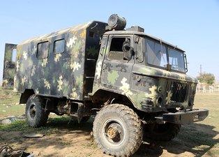 İşte Azerbaycan'ın ele geçirdiği silahlar! Ermenistan ordusu bırakıp kaçtı