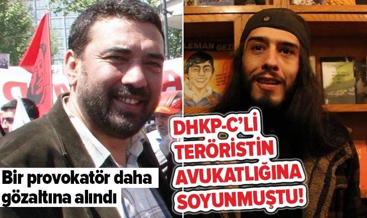 DHKP-C'li Taylan Kulaçoğlu'nu destekleyen Hakan Gülseven gözaltına alındı