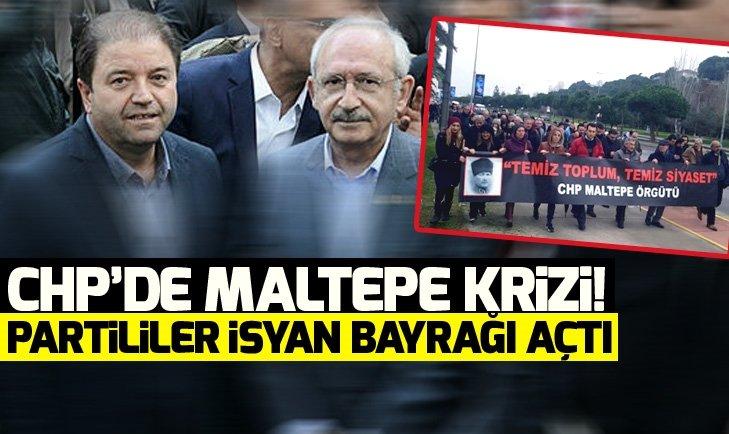 CHP'de Maltepe krizi! CHP'liler Ankara'ya yürüyüş başlattı