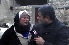 Suriyeli kadından Türkiye ve Erdoğan'a teşekkür
