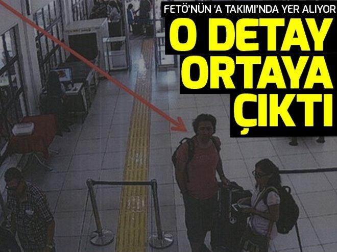 FETÖ'NÜN 'A TAKIMI'NDAKİ DURNAGÖL'ÜN 15 TEMMUZ TRAFİĞİ İDDİANAMEDE