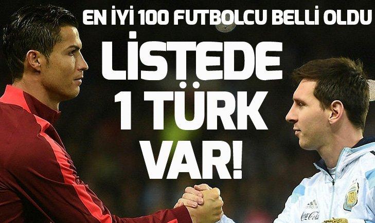 FIFA 19'UN EN İYİ 100 FUTBOLCUSU!