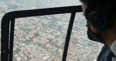 İzmir'deki deprem bölgesine çalışma araçları ve personel sevk edildi