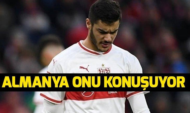 ALMANYA OZAN KABAK'I KONUŞUYOR