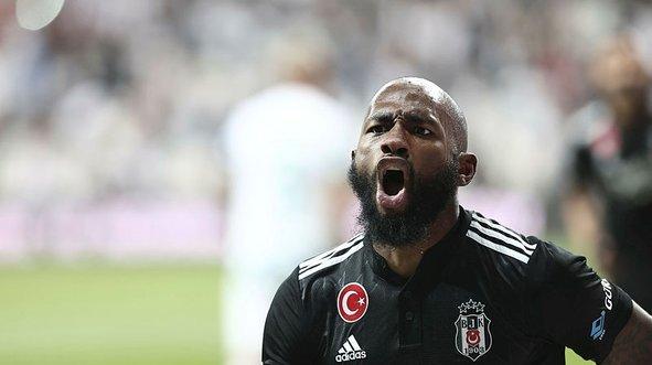 Beşiktaş'a kötü haber! N'Koudou maç kadrosundan çıkarıldı
