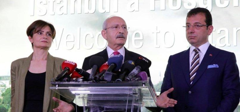 CHP'DE 'İMAMOĞLU' KRİZİ!