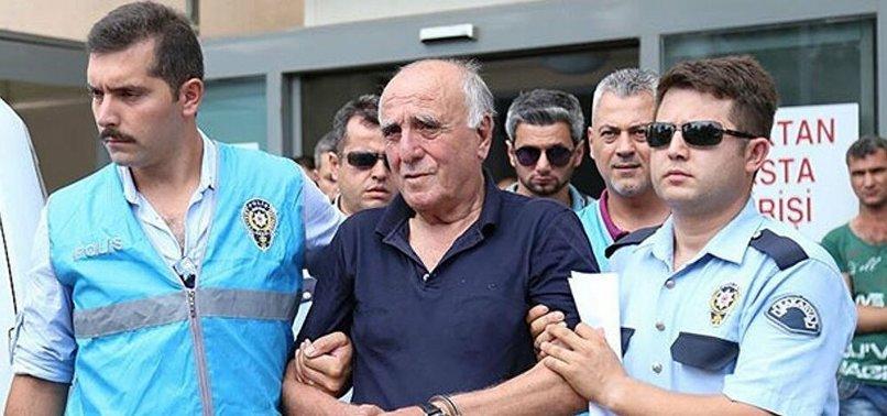 Son dakika: FETÖ firarisi Hakan Şükür'e şok! Babası için 15 yıla kadar hapis cezası istendi