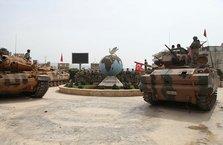 Afrin'i 5 saatte teröristlerden temizlediler
