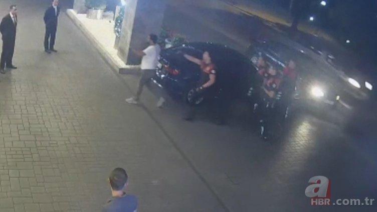 AVUKATTAN UYGULAMA YAPAN POLİSLERE TEHDİT