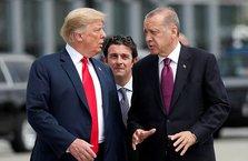 Trump'tan Başkan Erdoğan'a çağrı