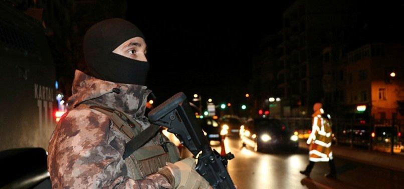 İSTANBUL'DA 5 BİN POLİS İLE YEDİTEPE HUZUR OPERASYONU