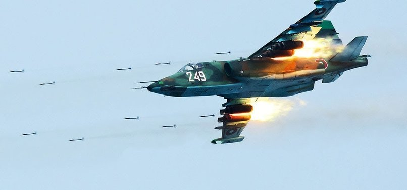 Son dakika | Azerbaycan'dan Ermenistan'a büyük darbe! İki SU-25 uçağı düşürüldü