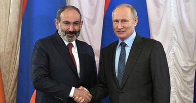 Rusya Ermenistan Başbakanı Paşinyan'ın yardım talebini reddetti