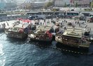 Son dakika: İstanbul'da bir dönem sona eriyor! İBB Eminönü'deki balık-ekmek teknelerini kaldırıyor |Video