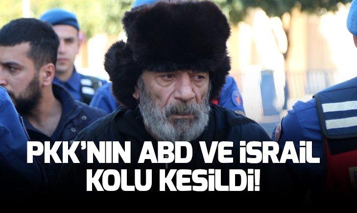 PKK/KCK'NIN ELEBAŞILARINDAN BAGHESTANİ TUTUKLANDI