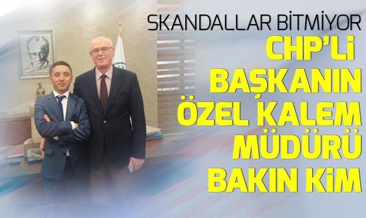 CHP'Lİ ODUNPAZARI BELEDİYE BAŞKANI KAZIM KURT'UN ÖZEL KALEM MÜDÜRÜ DHKP-C ÜYESİ ÇIKTI