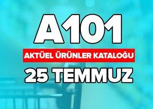 A101 aktüel ürünler kataloğu 25 Temmuz ile Kurbanlıklar satışta! A101 indirimli ürünler neler?
