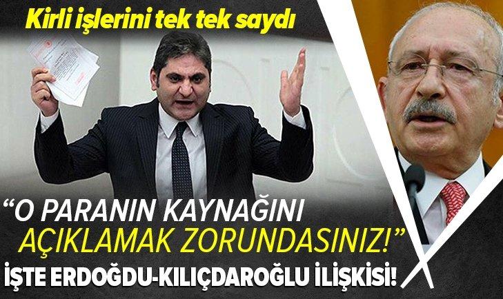 Sabah Gazetesi yazarı Mahmut Övür Kemal Kılıçdaroğlu ile Aykut Erdoğdu arasındaki ilişkiyi anlattı! O paranın kaynağını açıkla Kılıçdaroğlu